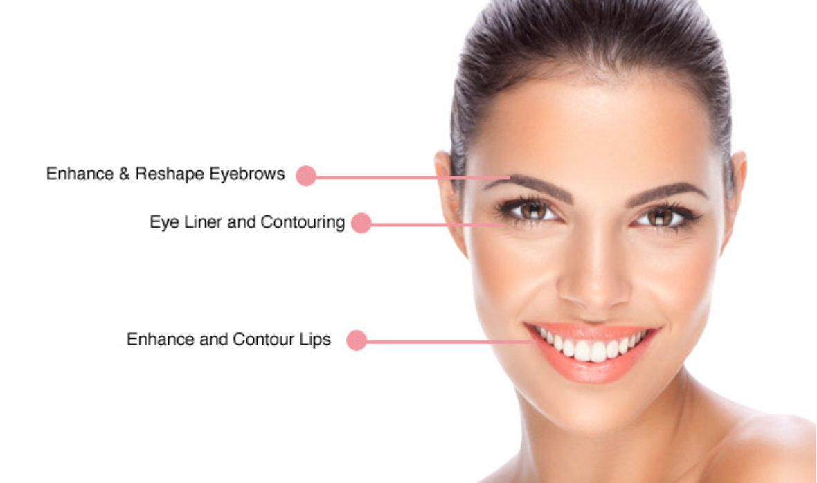 Microblading & Semipermanent makeup - Aesthetic Cosmetic